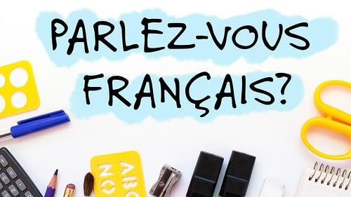 CONVERSATION FRANCAISE